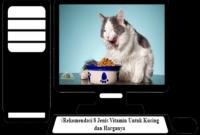 Jenis-Vitamin-Untuk-Kucing